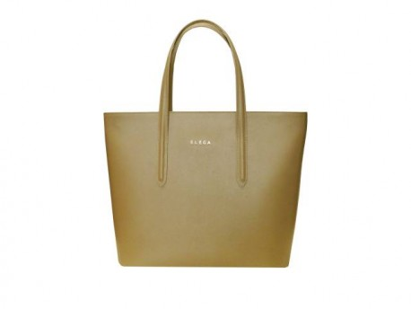 Shopper Elega Simply taupe
